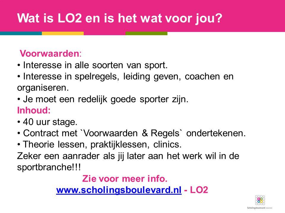 www.scholingsboulevard.nl - LO2