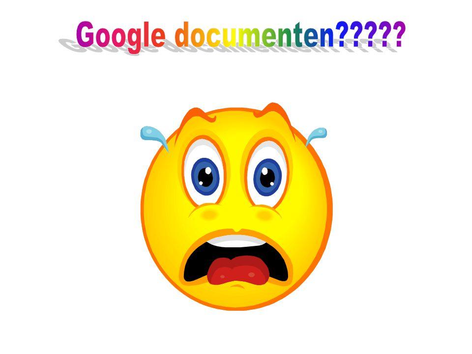 Google documenten
