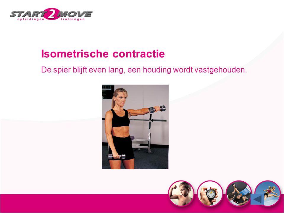 Isometrische contractie