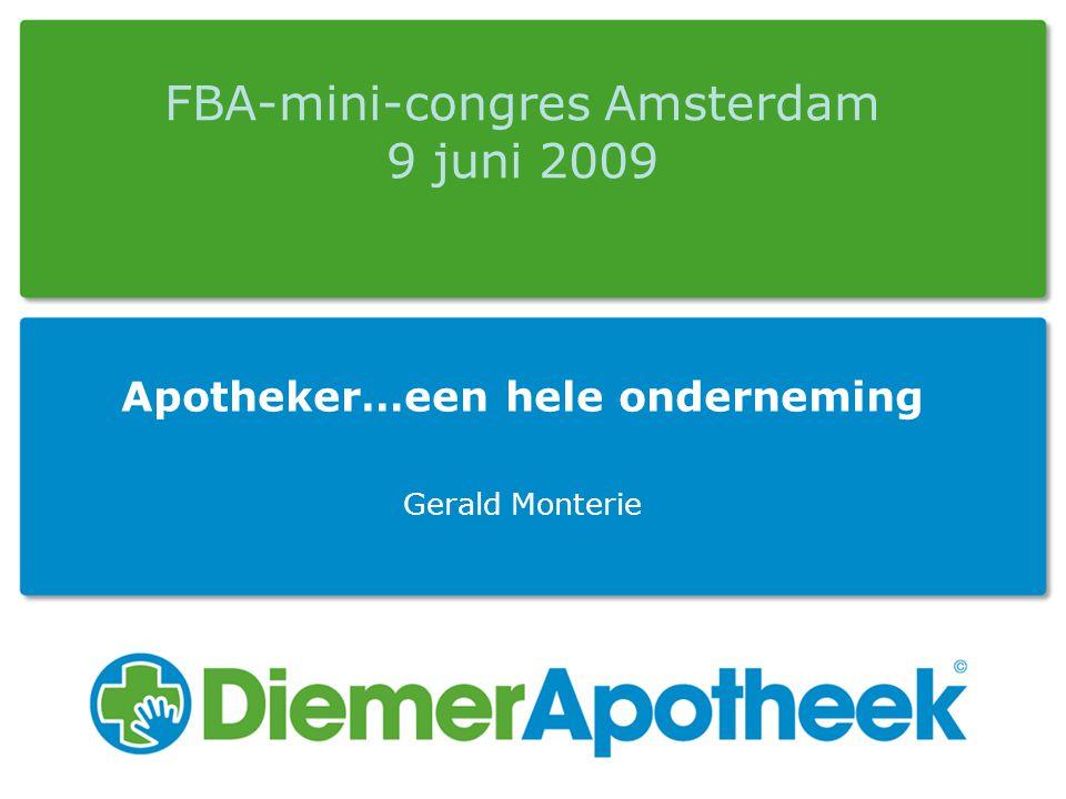 FBA-mini-congres Amsterdam 9 juni 2009