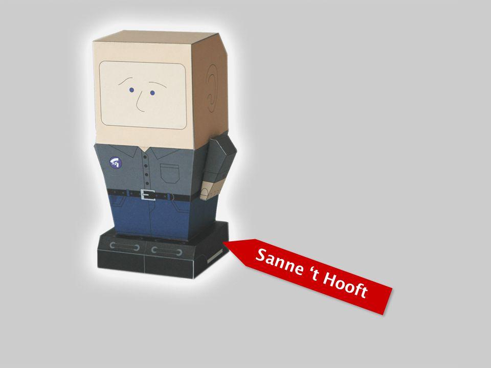Sanne 't Hooft