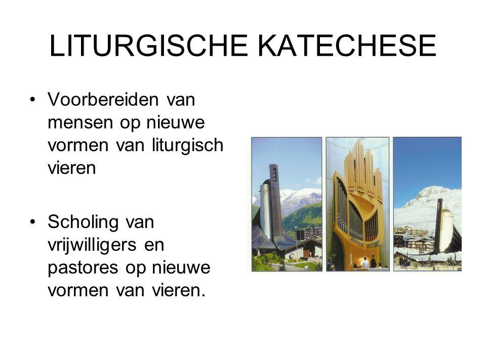 LITURGISCHE KATECHESE