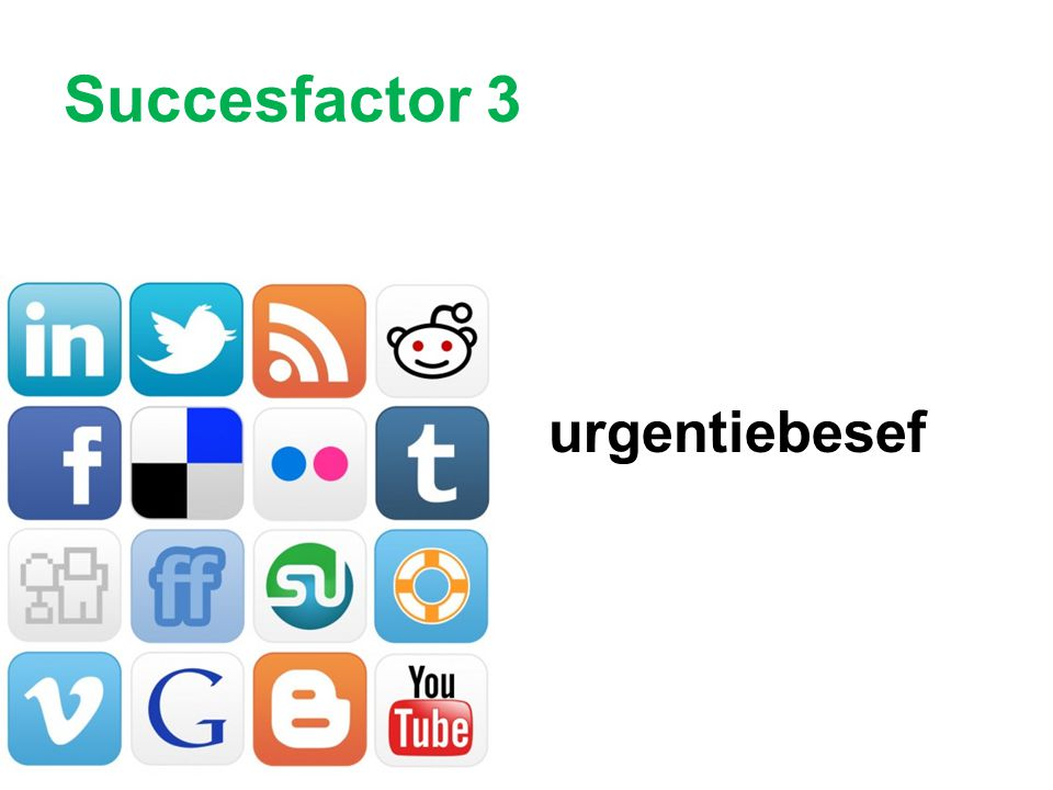 Succesfactor 3 urgentiebesef
