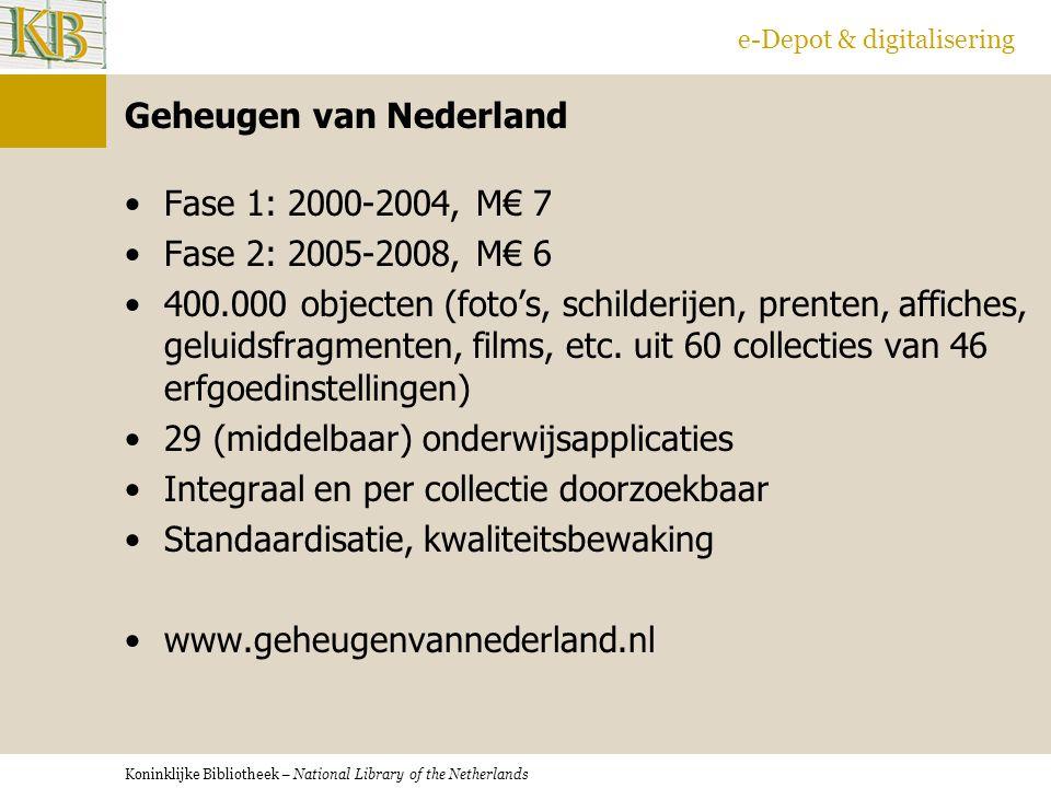 Geheugen van Nederland