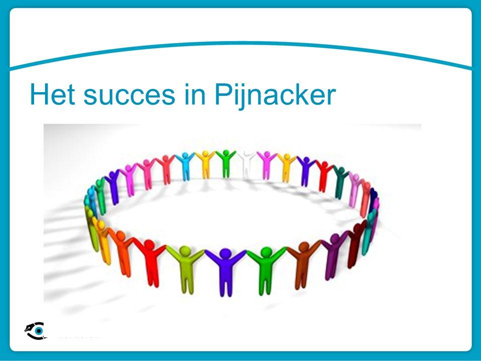 Het succes in Pijnacker