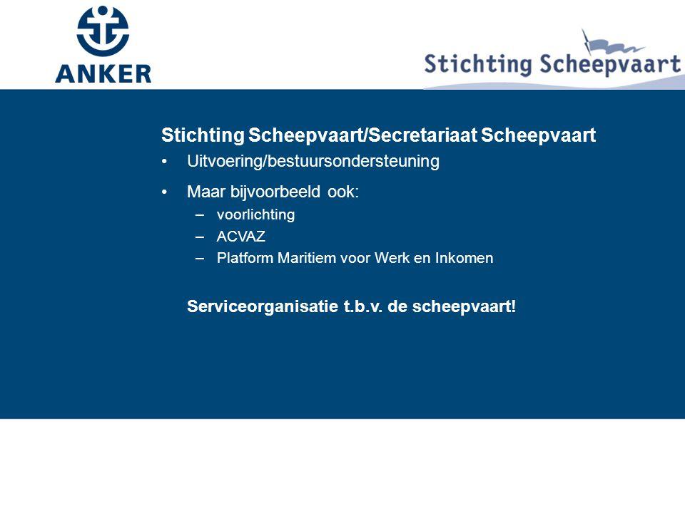 Stichting Scheepvaart/Secretariaat Scheepvaart