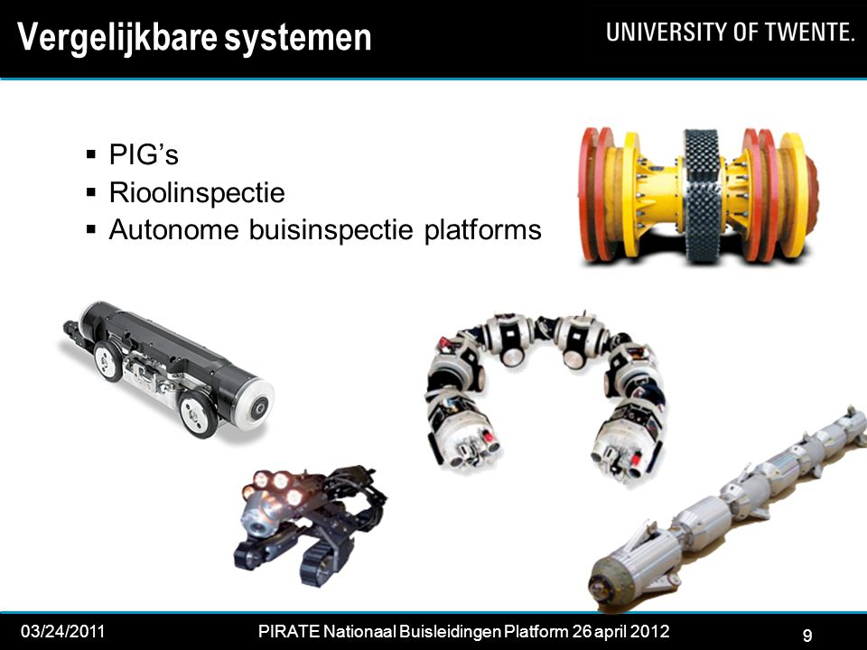 Vergelijkbare systemen
