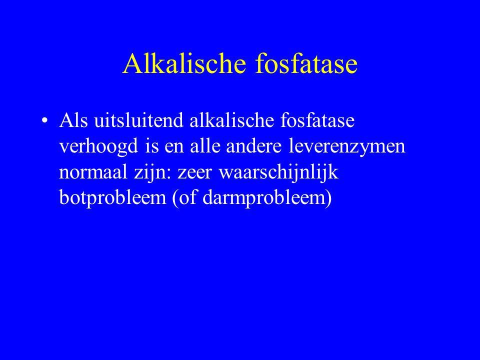 Alkalische fosfatase