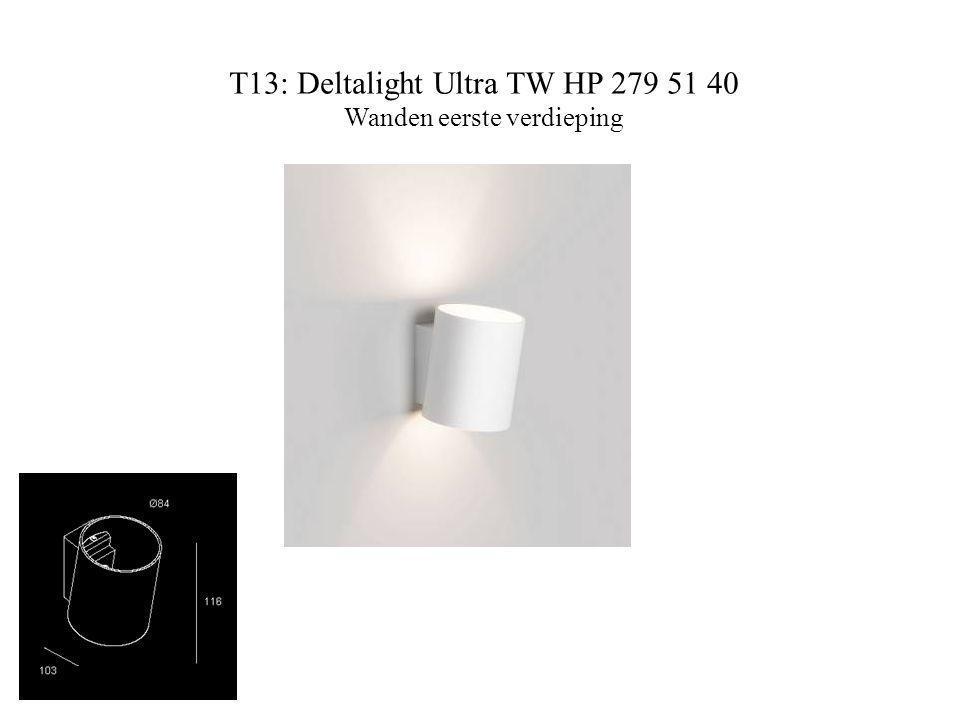 T13: Deltalight Ultra TW HP 279 51 40