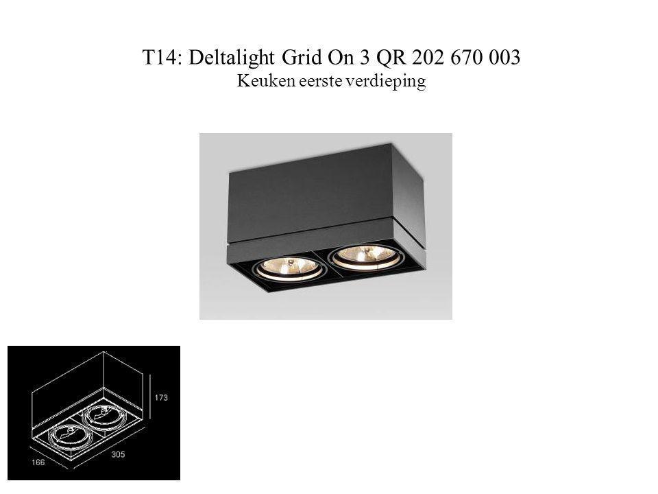 T14: Deltalight Grid On 3 QR 202 670 003