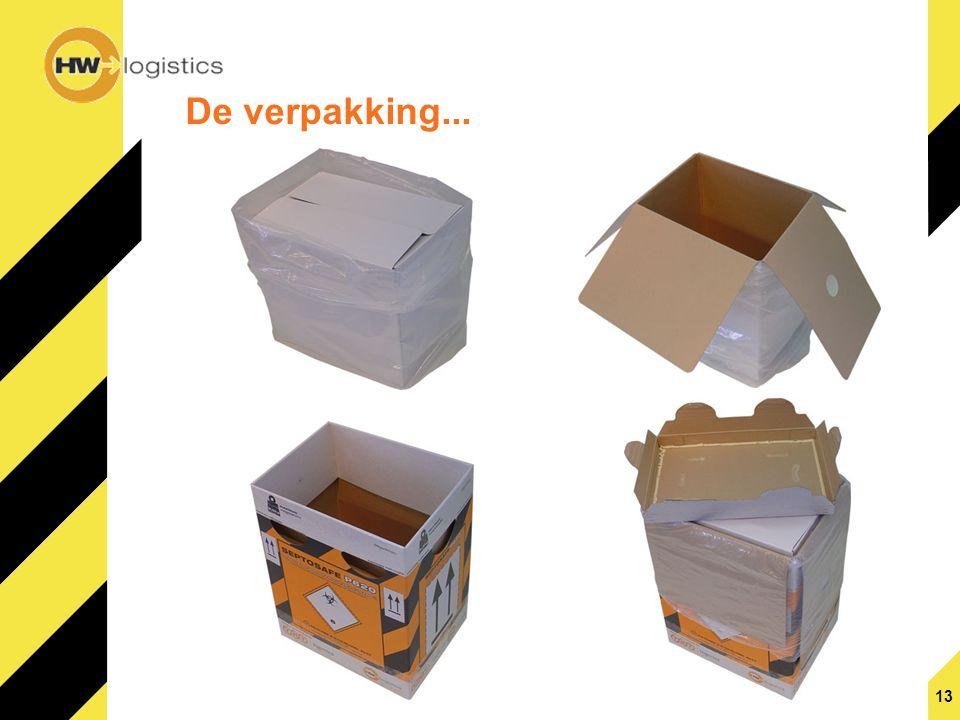 De verpakking... 13