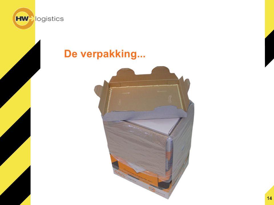 De verpakking... 14