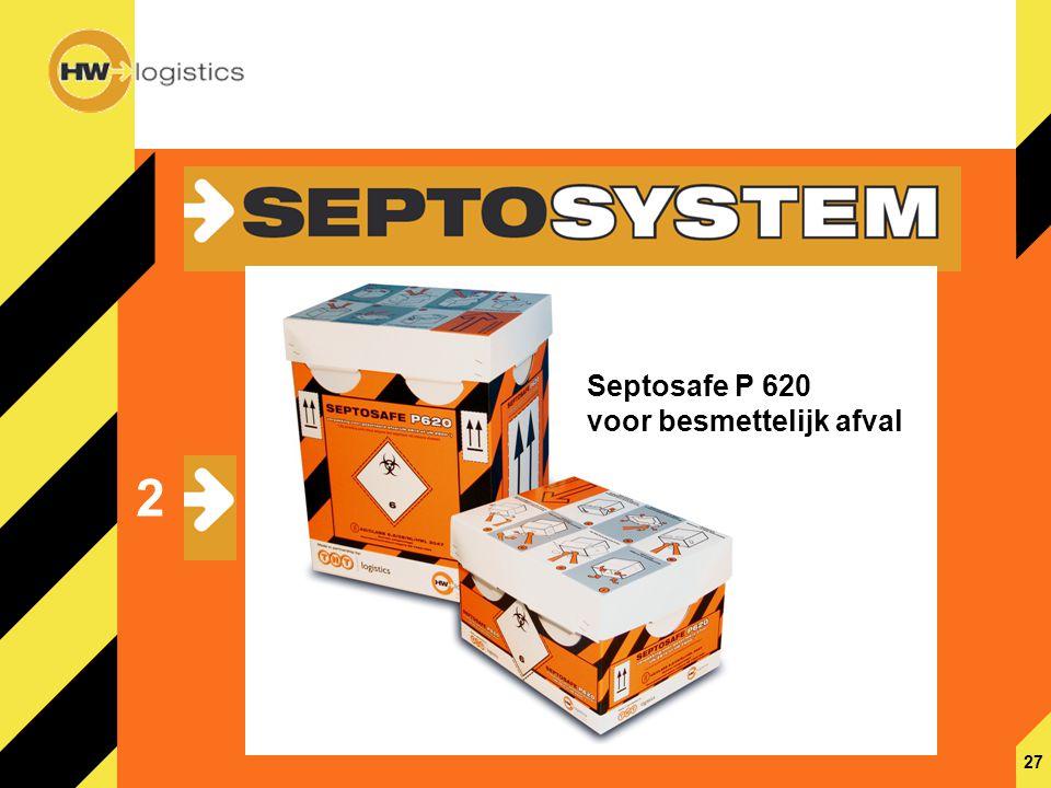 Septosafe P 620 voor besmettelijk afval 2 27