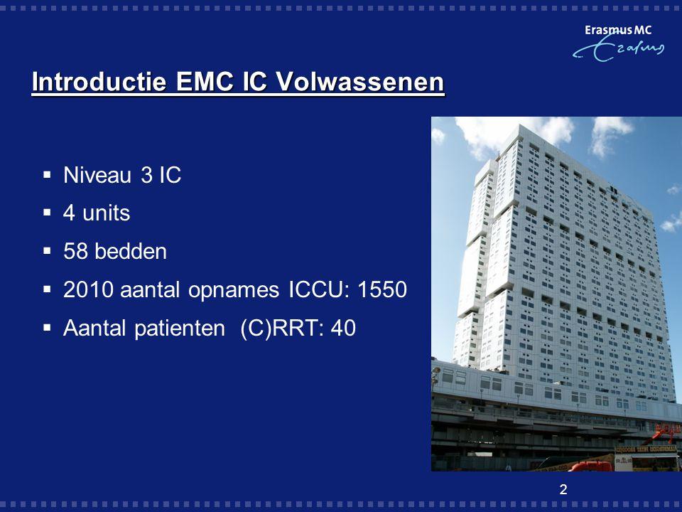 Introductie EMC IC Volwassenen