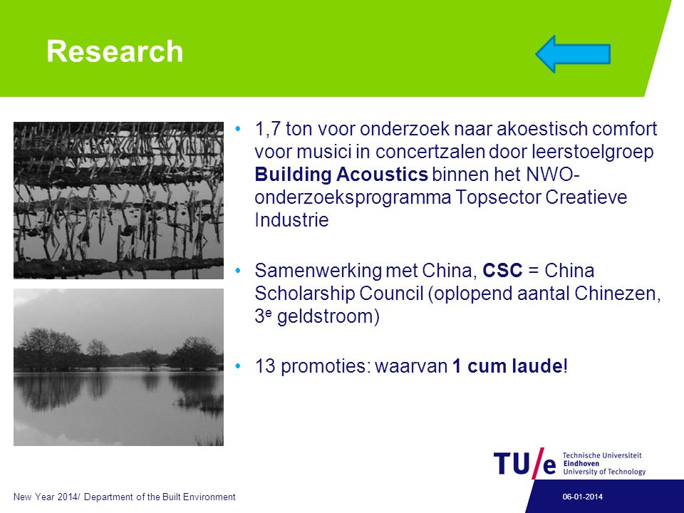 Research Nieuwe FP7 project c-Space gestart. In januari start het nieuwe project. I - Locate: is een Pilot B project.