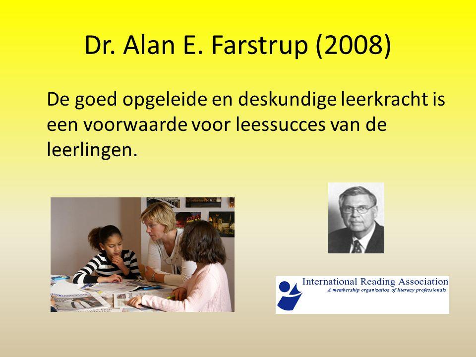 Dr. Alan E.