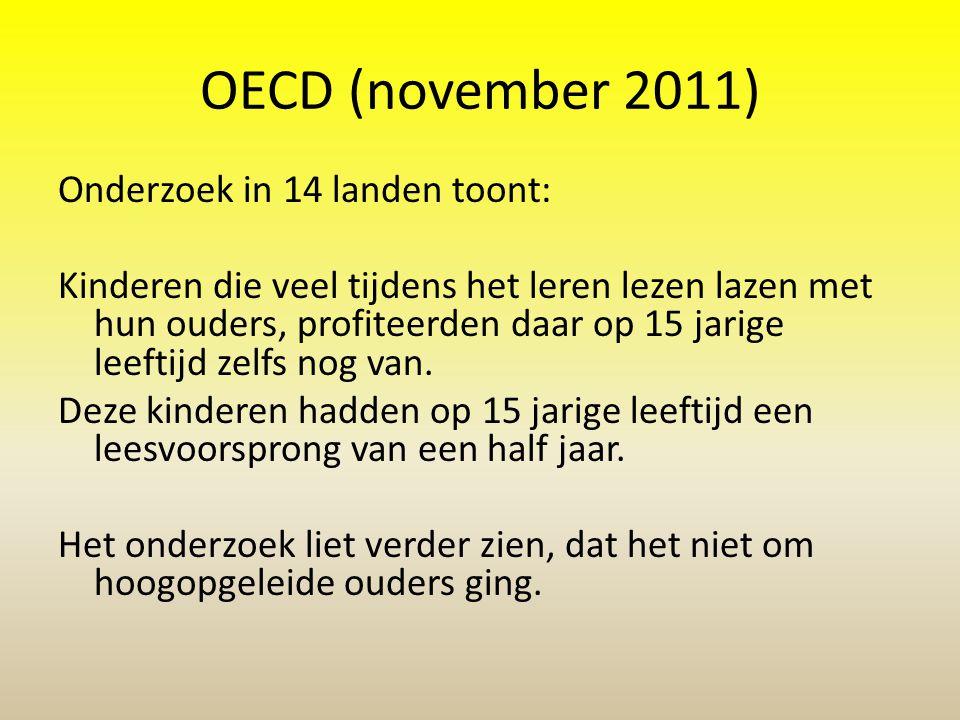 OECD (november 2011)