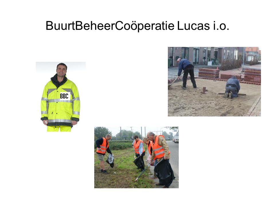 BuurtBeheerCoöperatie Lucas i.o.