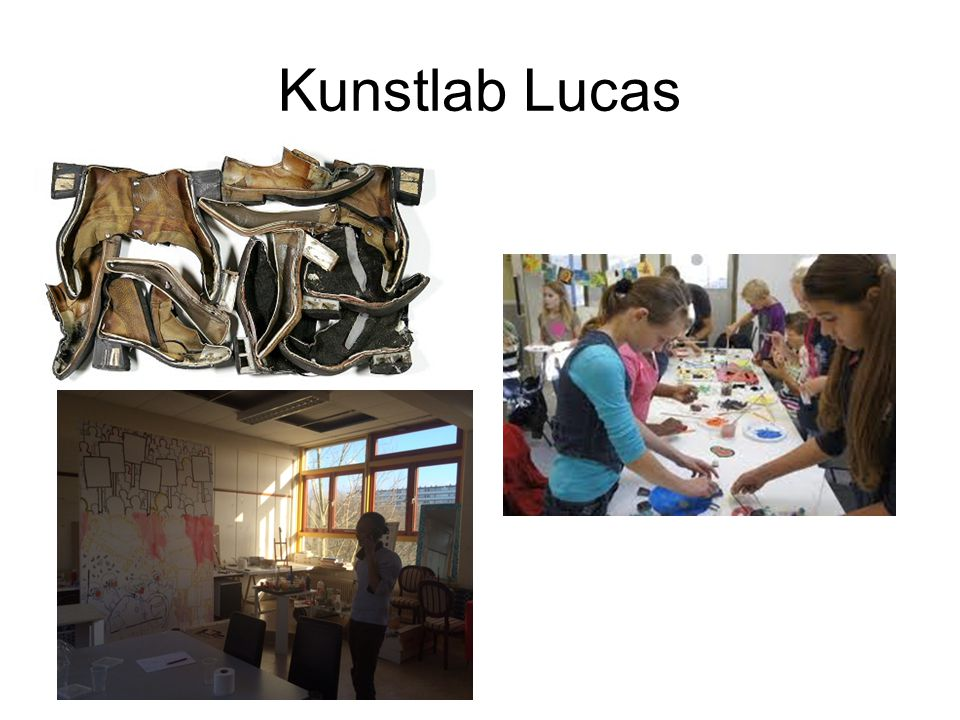 Kunstlab Lucas