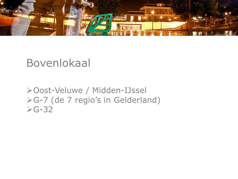 Bovenlokaal Oost-Veluwe / Midden-IJssel