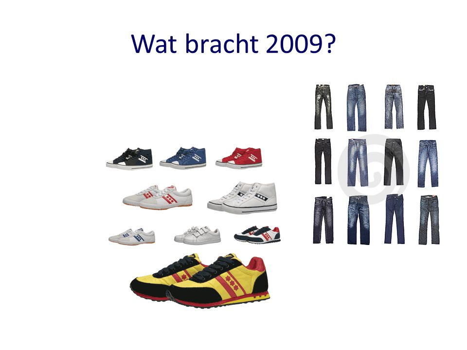 Wat bracht 2009