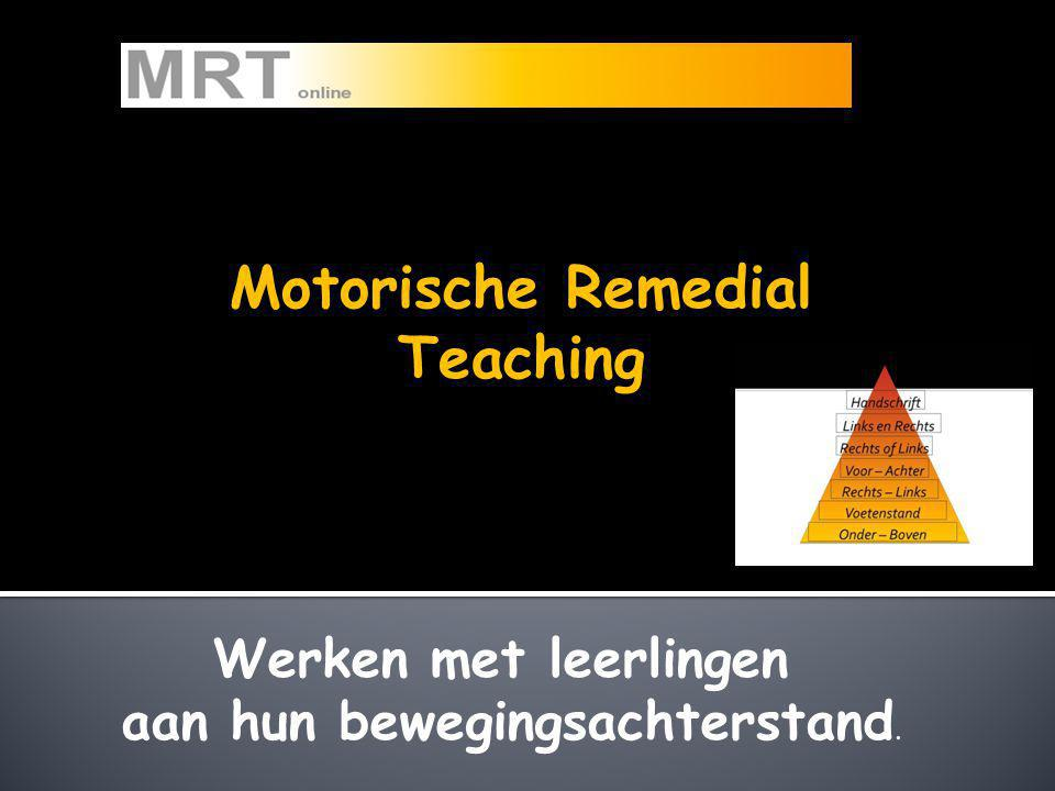 Motorische Remedial Teaching