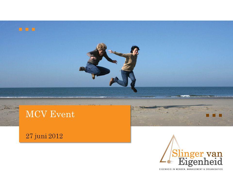 MCV Event 27 juni 2012