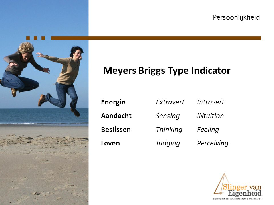 Meyers Briggs Type Indicator