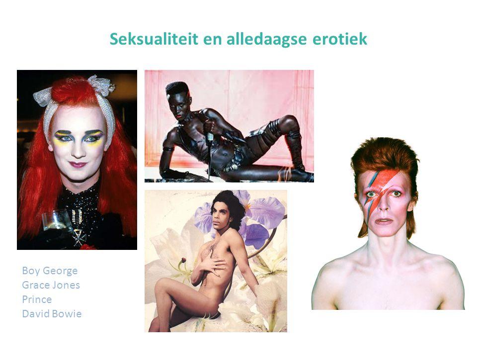 Seksualiteit en alledaagse erotiek