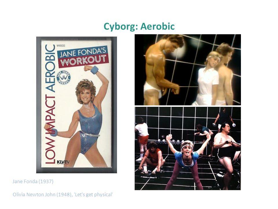 Cyborg: Aerobic Jane Fonda (1937)