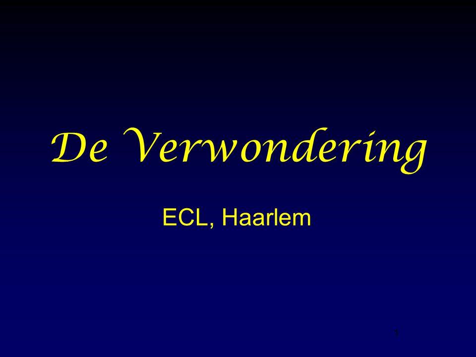 De Verwondering ECL, Haarlem