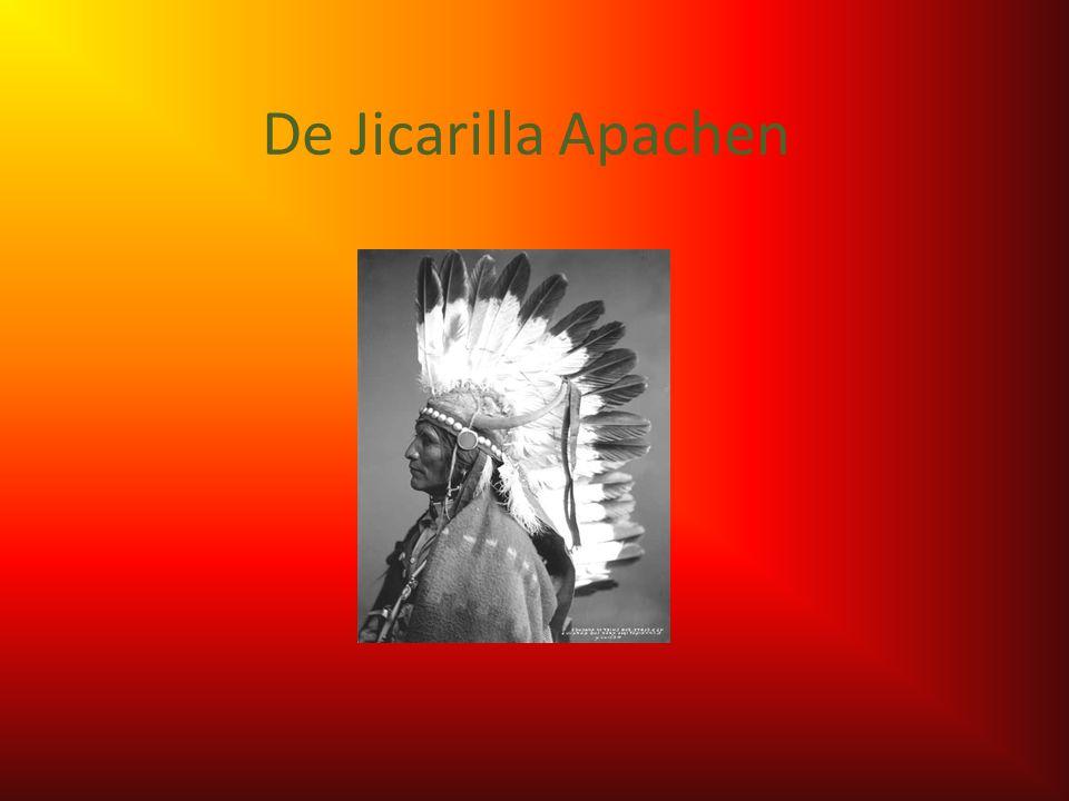 De Jicarilla Apachen
