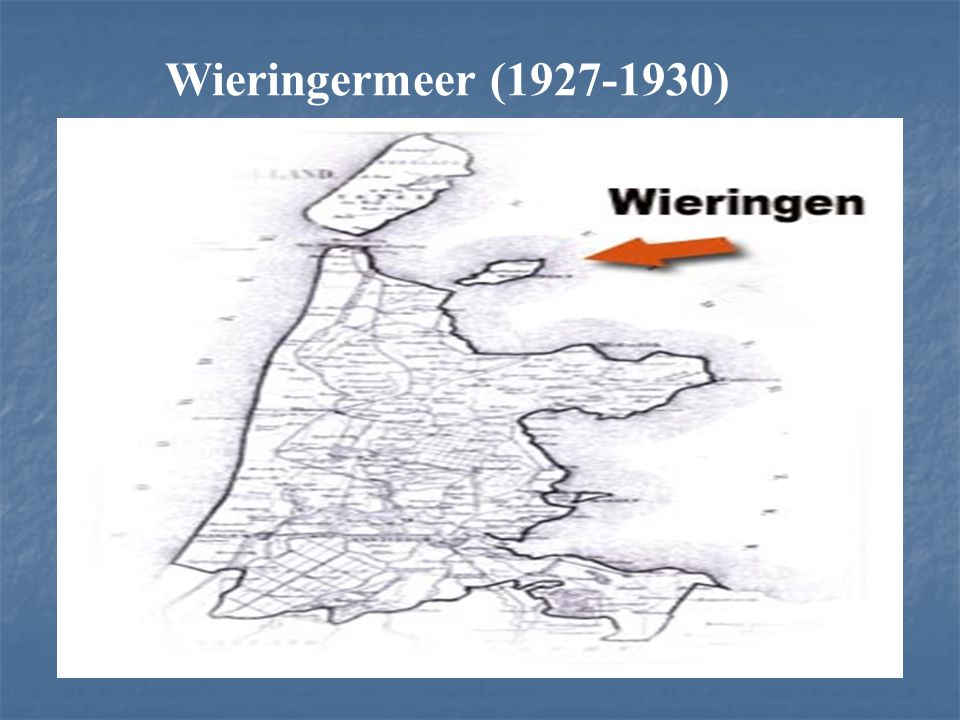 Wieringermeer (1927-1930)