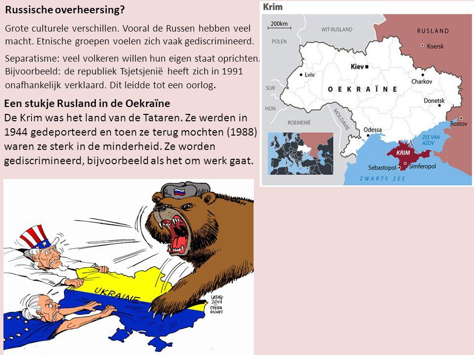 Russische overheersing