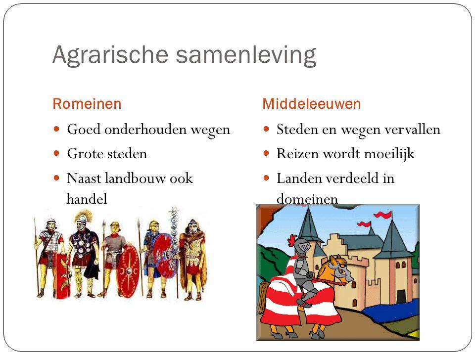 Agrarische samenleving