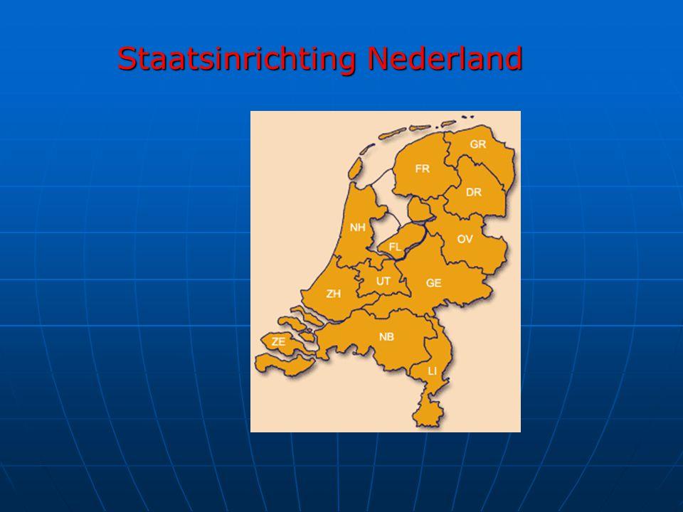 Staatsinrichting Nederland
