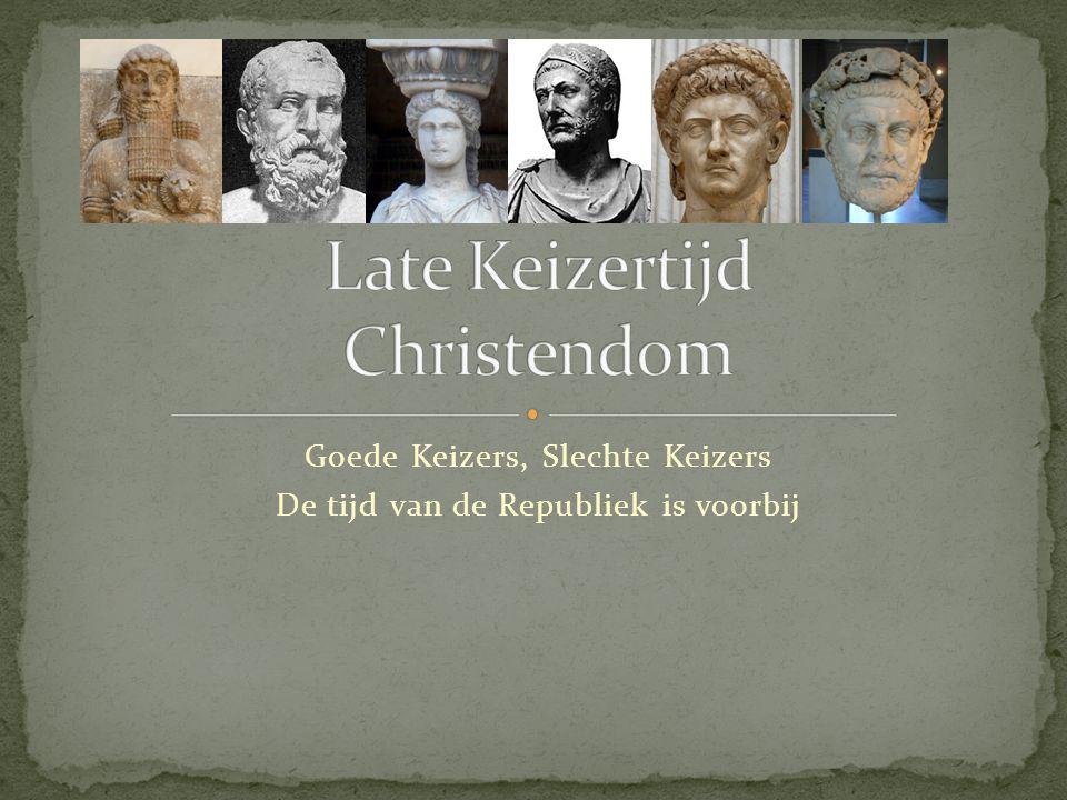 Late Keizertijd Christendom