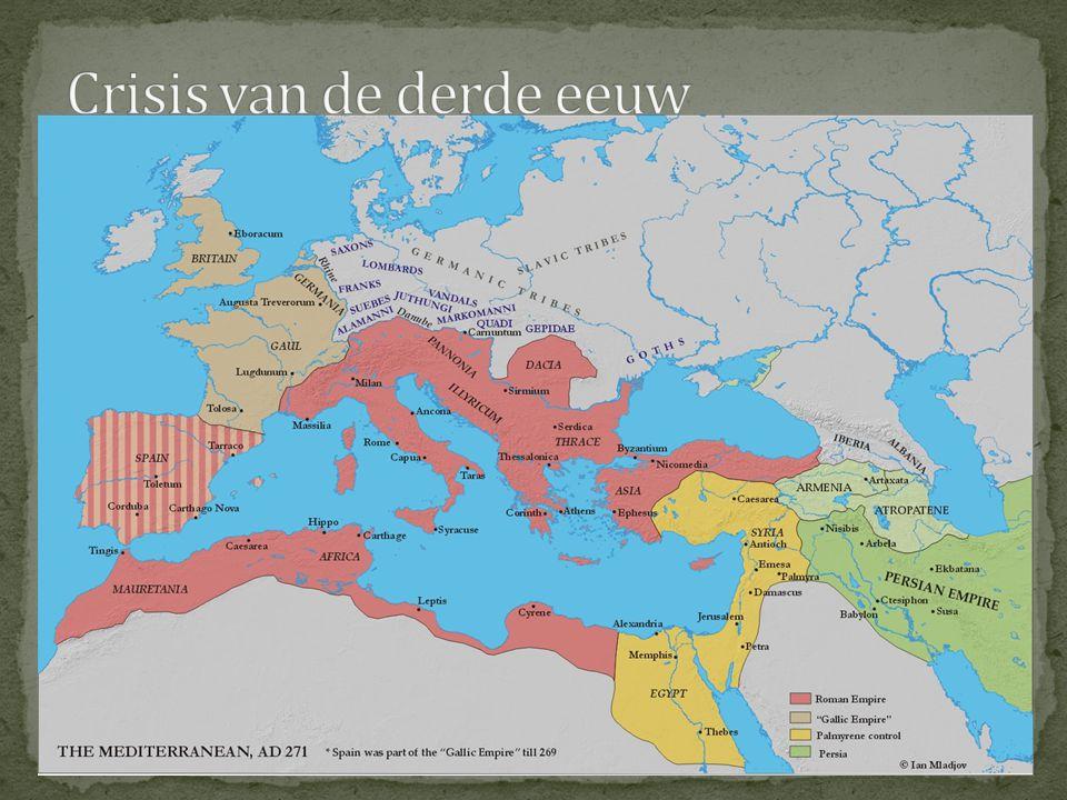 Crisis van de derde eeuw