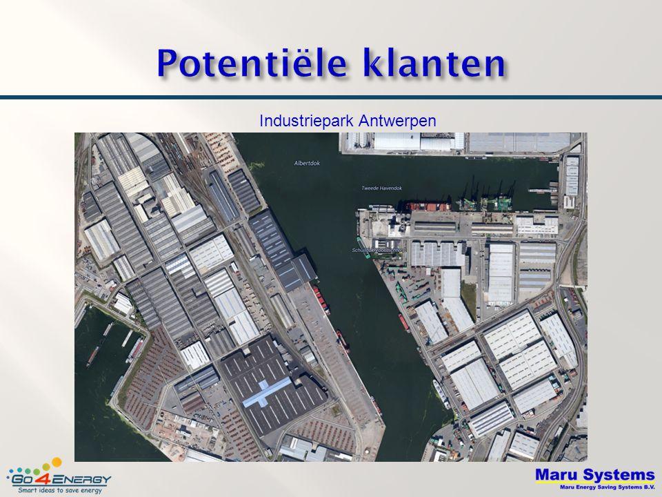Potentiële klanten Industriepark Antwerpen