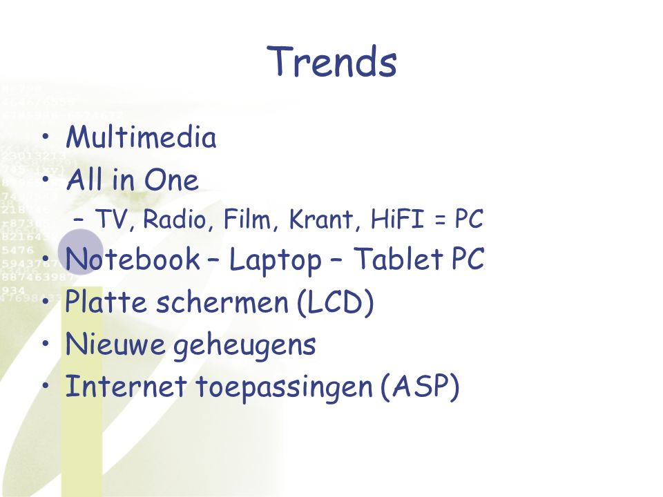 Trends Multimedia All in One Notebook – Laptop – Tablet PC