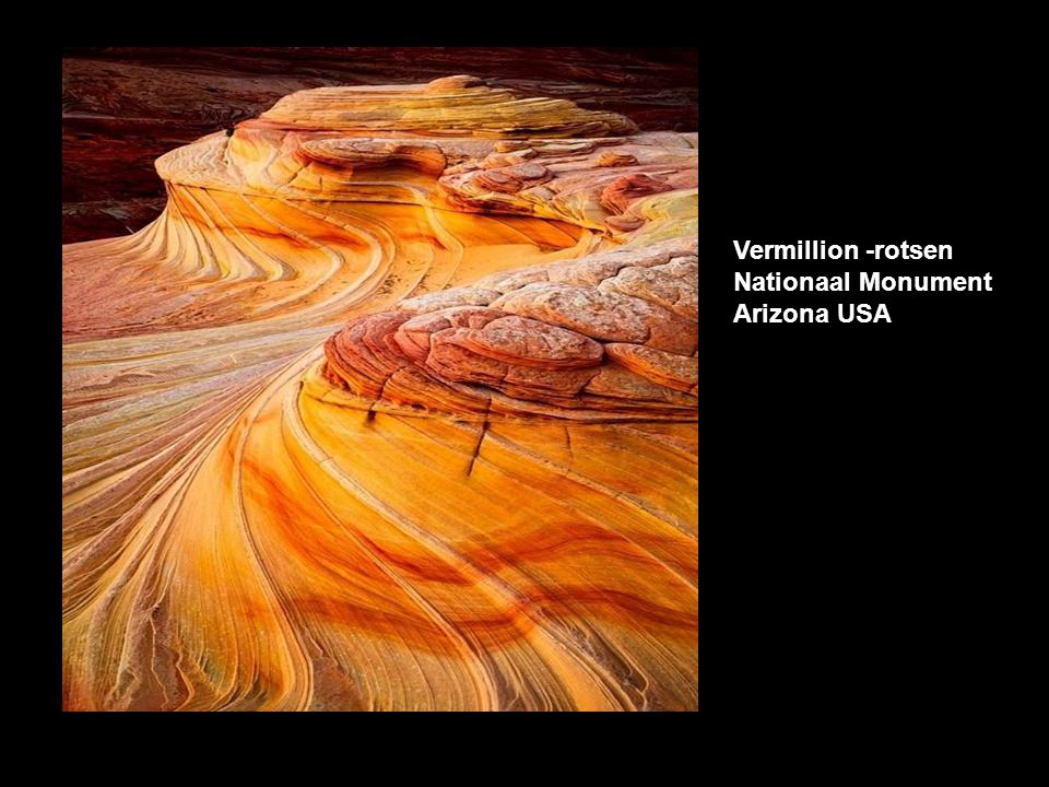 Vermillion -rotsen Nationaal Monument Arizona USA