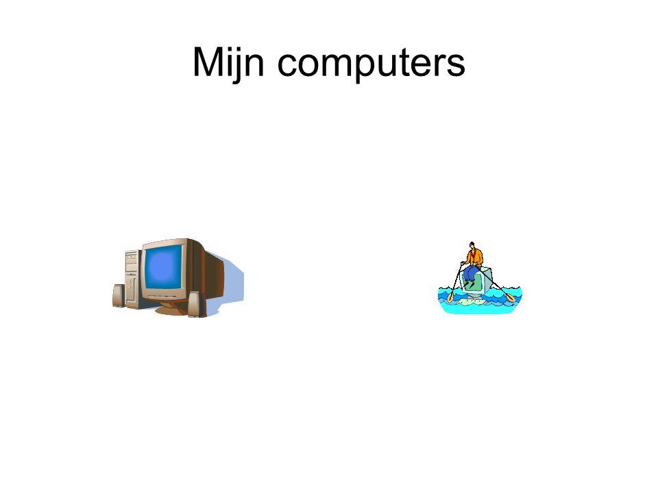 Mijn computers
