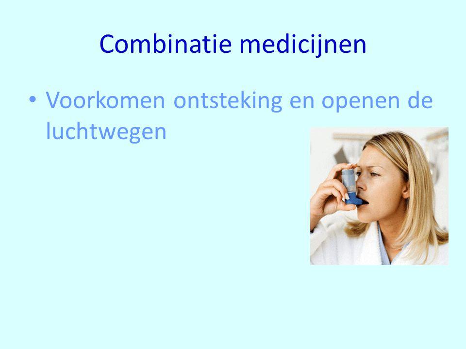 Combinatie medicijnen
