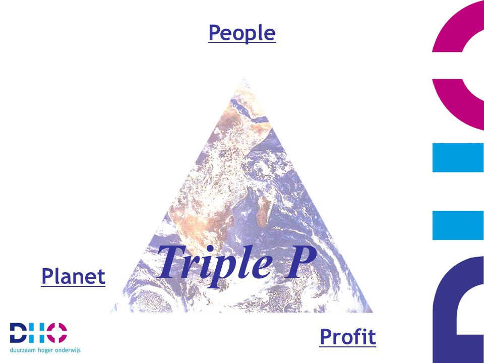 People Triple P Planet Profit