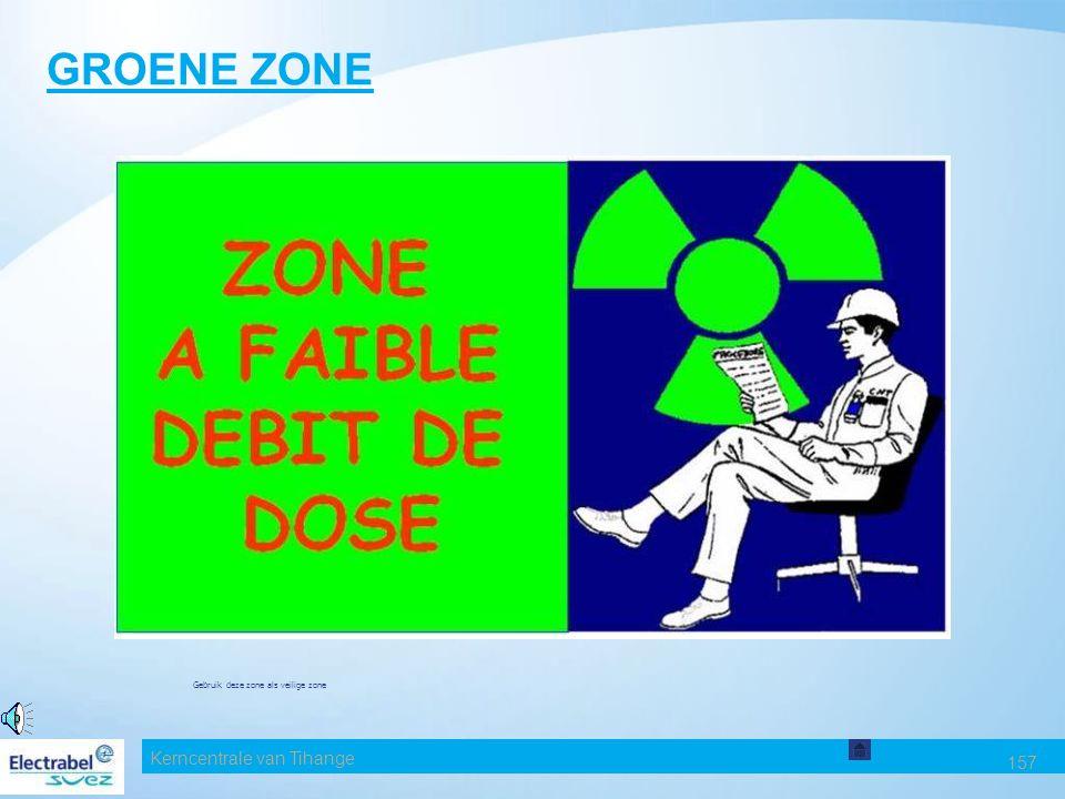 ZONE A FAIBLE DEBIT DE DOSE