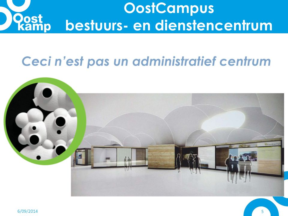 OostCampus bestuurs- en dienstencentrum