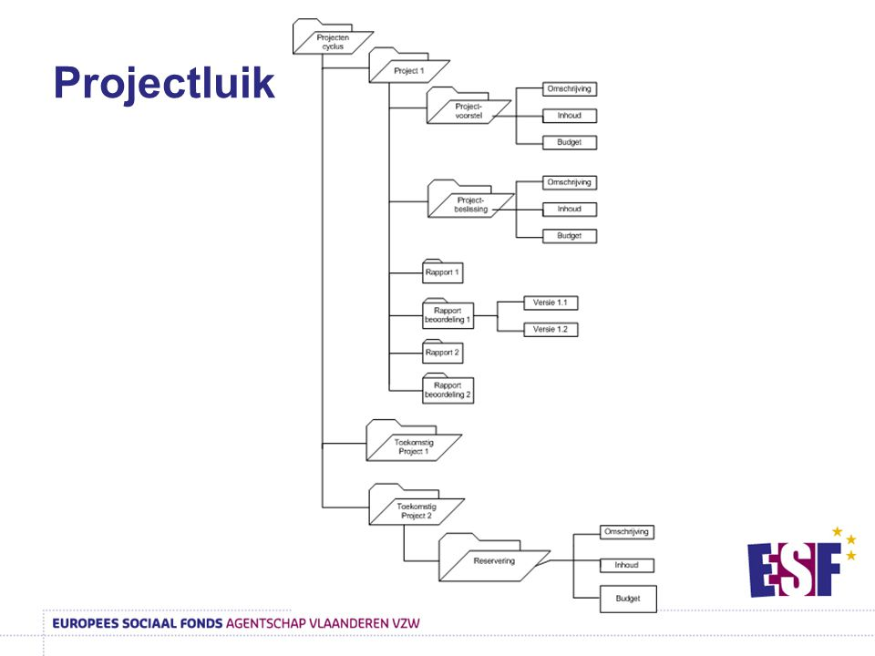 Projectluik