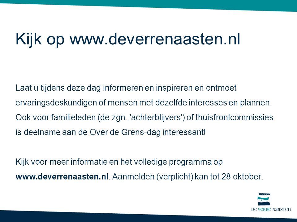 Kijk op www.deverrenaasten.nl