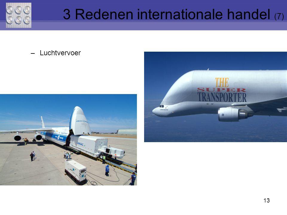 3 Redenen internationale handel (7)