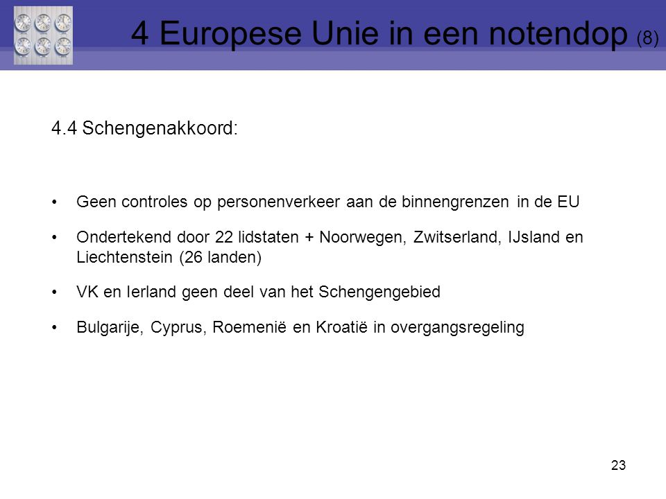 4 Europese Unie in een notendop (8)